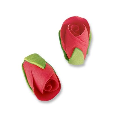 36 pz Boccioli di rosa rossi