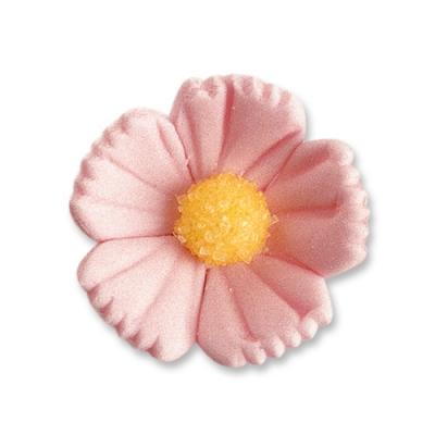 96 pz Fiori rosa medi