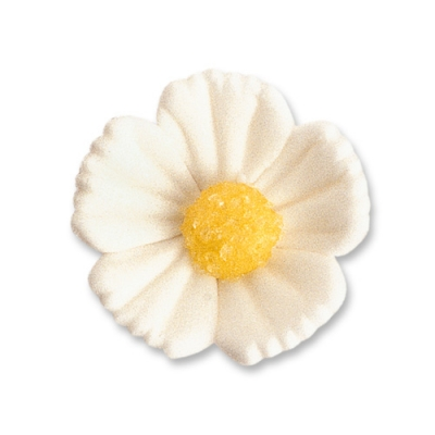 96 pz Fiori bianchi medi