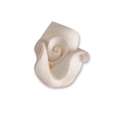24 pz Rose bianche, piccole