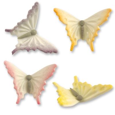24 pz Farfalle ass.