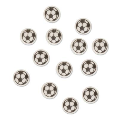576 pz Mini palloni calcio, zucchero