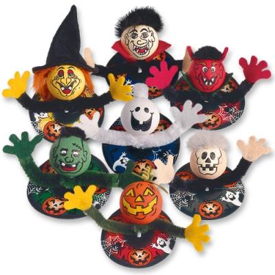100 pz Figure di Halloween